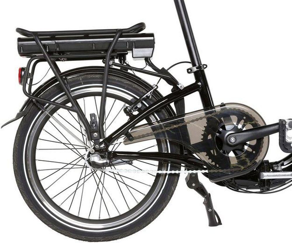 e bike klapprad enik easy 20 zoll 3 gang frontmotor 317 wh. Black Bedroom Furniture Sets. Home Design Ideas