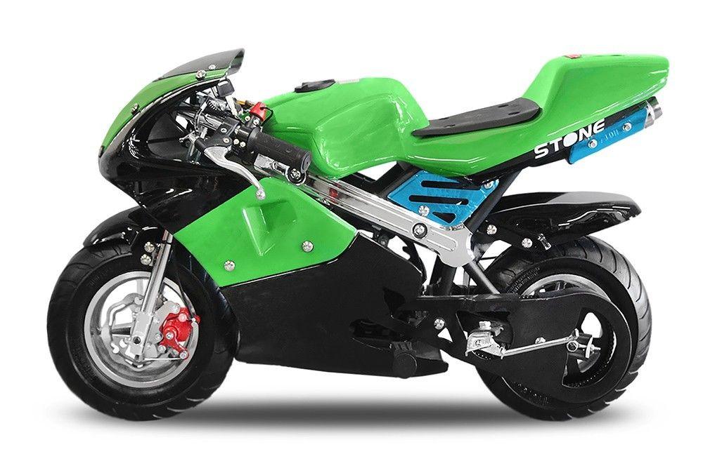 pocketbike ps88 49cc kinderbike rennbike dirtbike minibike. Black Bedroom Furniture Sets. Home Design Ideas