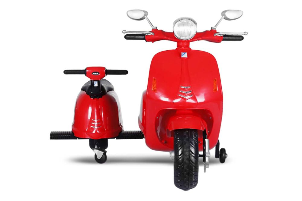 lizenz elektro two seats city scooter 35w 12v ebay. Black Bedroom Furniture Sets. Home Design Ideas