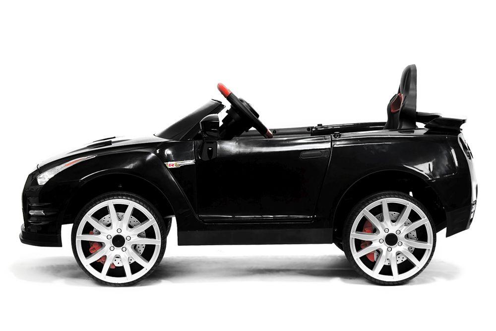 kinderauto nissan gtr 2x 25w 12v 7ah kinder. Black Bedroom Furniture Sets. Home Design Ideas
