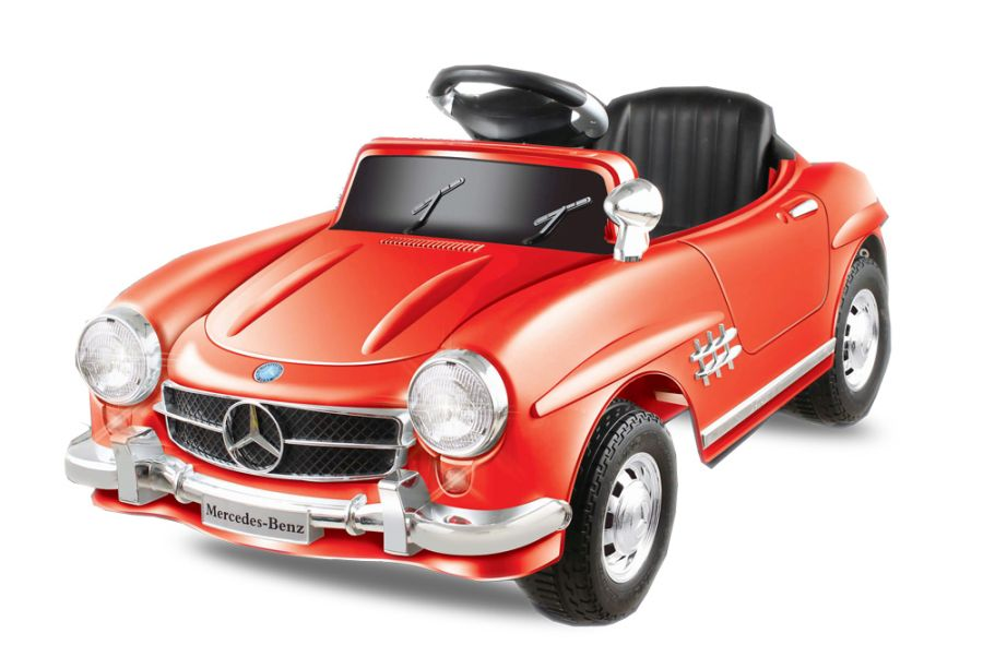 lizenz kinderauto mercedes sl300 25w 6v elektroauto. Black Bedroom Furniture Sets. Home Design Ideas